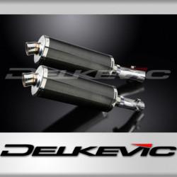 Delkevic układy wydechowe 121