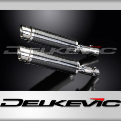 Delkevic układy wydechowe 124