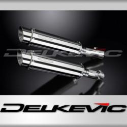 Delkevic układy wydechowe 125