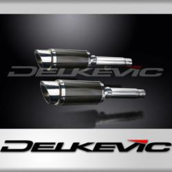 Delkevic układy wydechowe 163