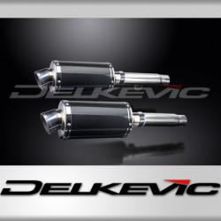 Delkevic układy wydechowe 165