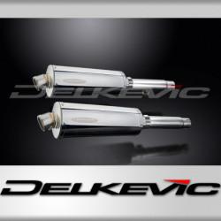 Delkevic układy wydechowe 166