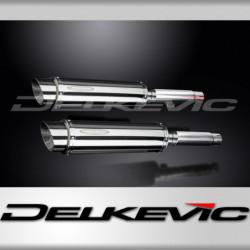 Delkevic układy wydechowe 173