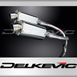Delkevic układy wydechowe 407