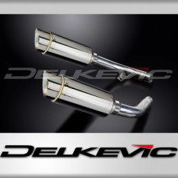 Delkevic układy wydechowe 411
