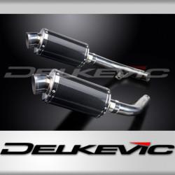 Delkevic układy wydechowe 412