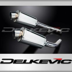 Delkevic układy wydechowe 420