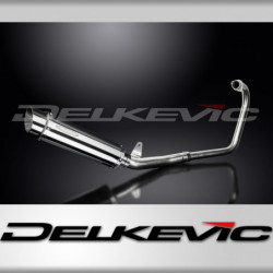 Delkevic układy wydechowe 458