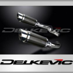 Delkevic układy wydechowe 532