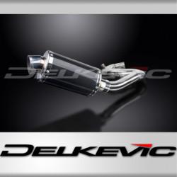 Delkevic układy wydechowe 550
