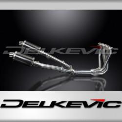 Delkevic układy wydechowe 580