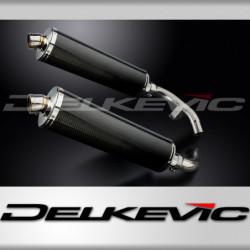 Delkevic układy wydechowe 1112