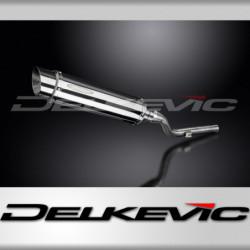 YAMAHA XT225 SEROW 1986-2007 Wydech stalowy Delkevic SL10 350mm